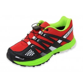 XR MISSION CSWP JR - Chaussures Trail/Running Junior Salomon