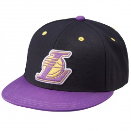 NBA FITTED LAKERS - Casquette Lakers Basketball Homme Adidas
