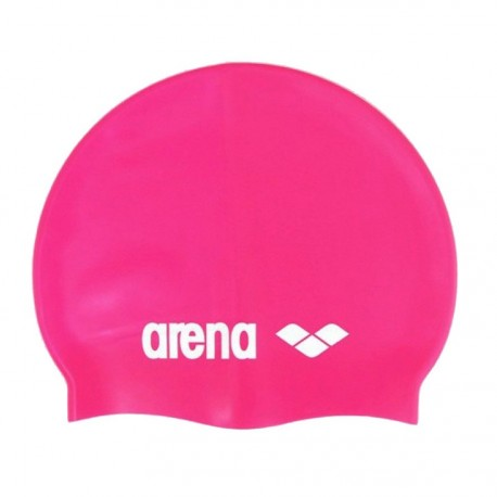 classic silicone bonnet de bain natation fille arena natation. Black Bedroom Furniture Sets. Home Design Ideas