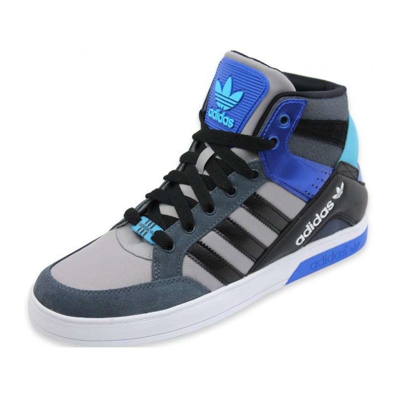 HARD COURT BLOCK Chaussures Homme Adidas Baskets