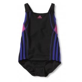 AWI 1PC - Maillot de Bain Natation Fille Adidas