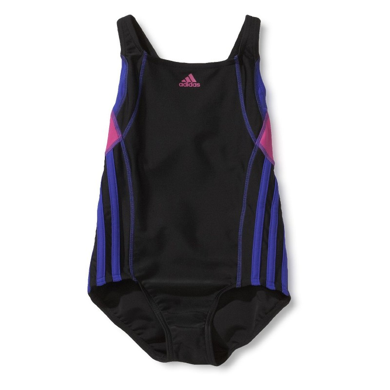 awi 1pc maillot de bain natation fille adidas maillots. Black Bedroom Furniture Sets. Home Design Ideas