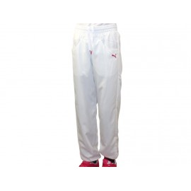 GIRL FD WVN PTS CL WHITE - Pantalon Fille Puma