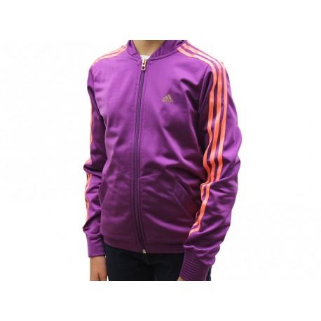 YG B TRACKTOP - Veste Fille Adidas