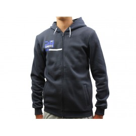 SR FULL ZIP HD SW JR - Veste à Capuche Garçon Umbro