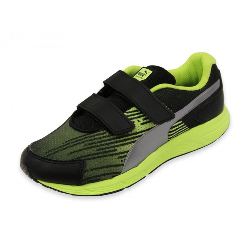 sequence v kids chaussures gar on puma chaussures de sport. Black Bedroom Furniture Sets. Home Design Ideas