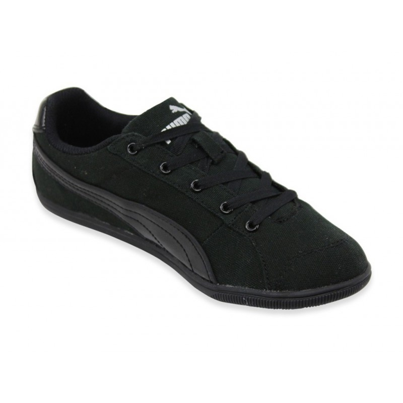 myndy cv jr black - chaussures fille puma
