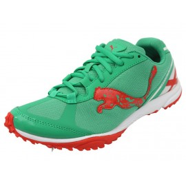 TFX HARAKAWA XCS WN'S POOL GREEN - Chaussures Athlétisme Femme Puma