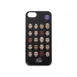 COQUE IPHONE 5/5S PSG - Coque iPhone 5 5S PSG Football Homme Femme PSG