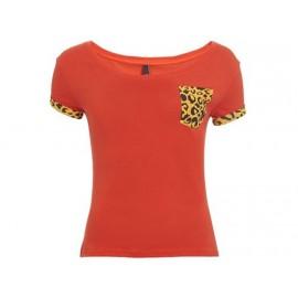 TEE CAT - Tee shirt Femme Ünkut