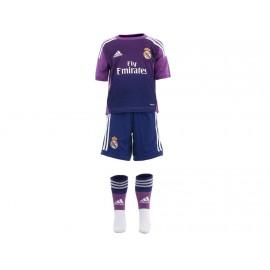 REAL H GK MINI - Minikit Real Madrid Football Garçon Adidas