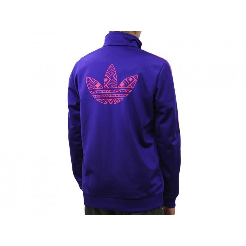 YG FIREBIRD PRINT - Veste Fille Adidas