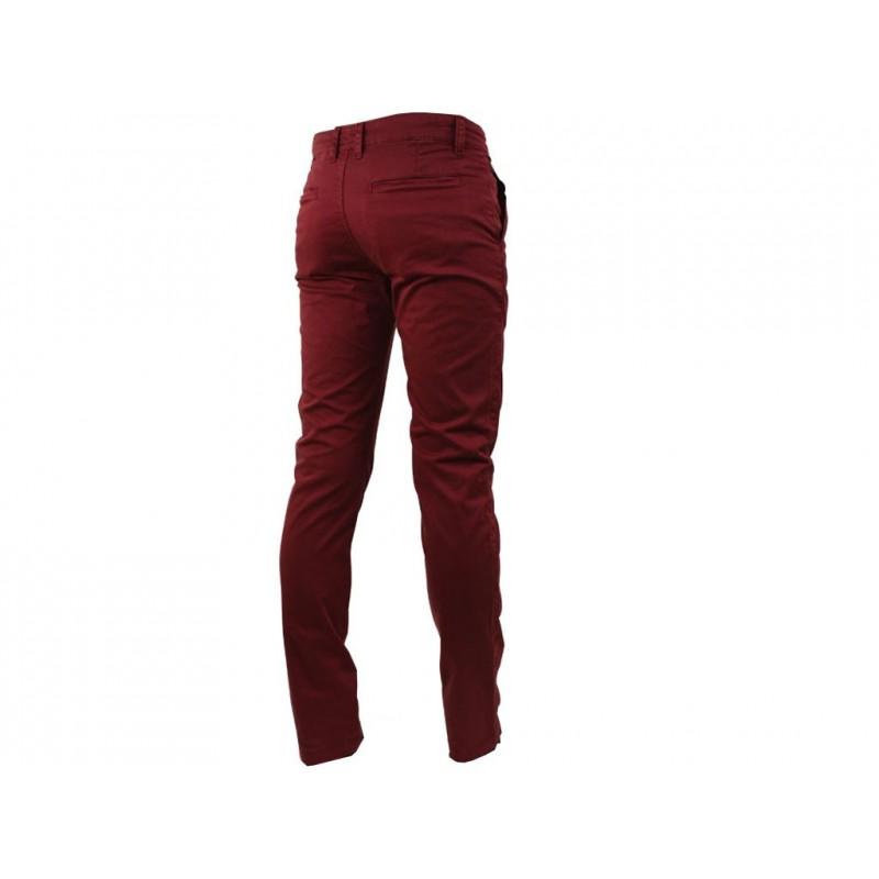 chino jr brick pantalon gar on cabaneli pantalons. Black Bedroom Furniture Sets. Home Design Ideas