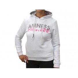 HOODIE FANAC BLA - Sweat à capuche Femme Airness