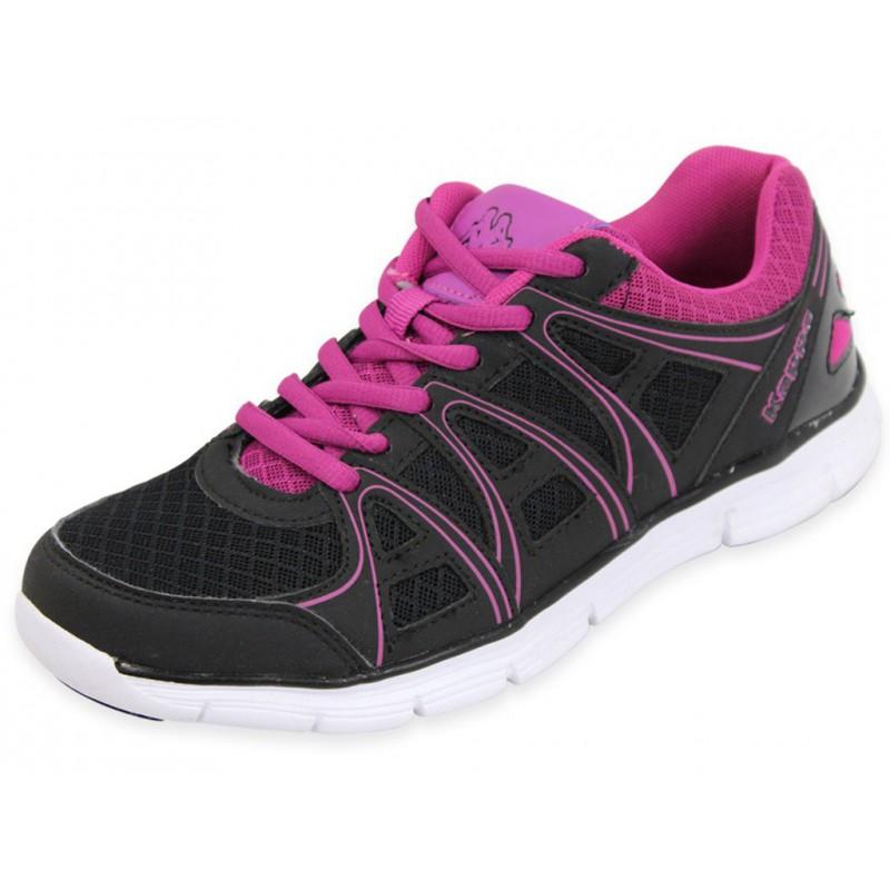 ULAKER W BKF - Chaussures Running Femme Kappa