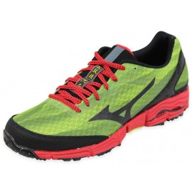 WAVE MUJIN M YER - Chaussures Trail Homme Mizuno