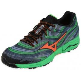 WAVE KAZAN M VEO - Chaussures Trail Homme Mizuno