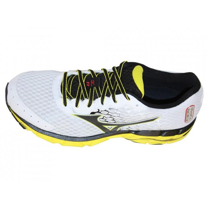 WAVE INSPIRE 11 WYE - Chaussures Running Homme Mizuno