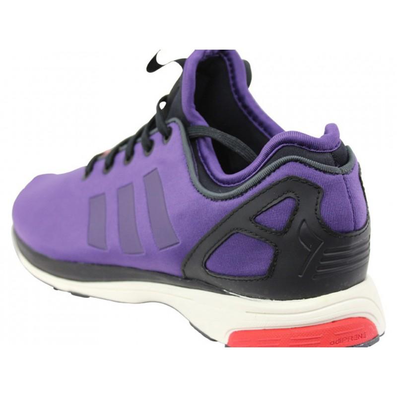 pretty nice 0d306 c47aa Baskets Tech Adidas Flux Chaussures Zx Femme Vio Nps U0HTgqP