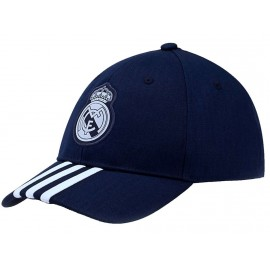 REAL 3S CAP MAR - Casquette Football Real Madrid Homme Adidas