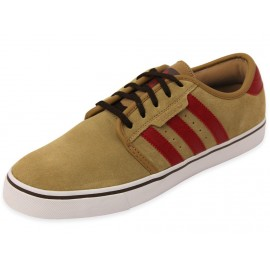 SEELEY MAR - Chaussures Skateboard Homme Adidas