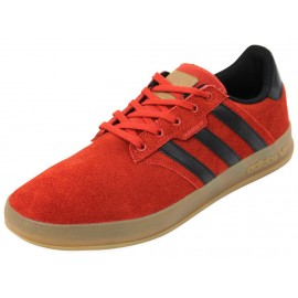 SEELEY CUP ROU - Chaussures Skateboard Homme Adidas