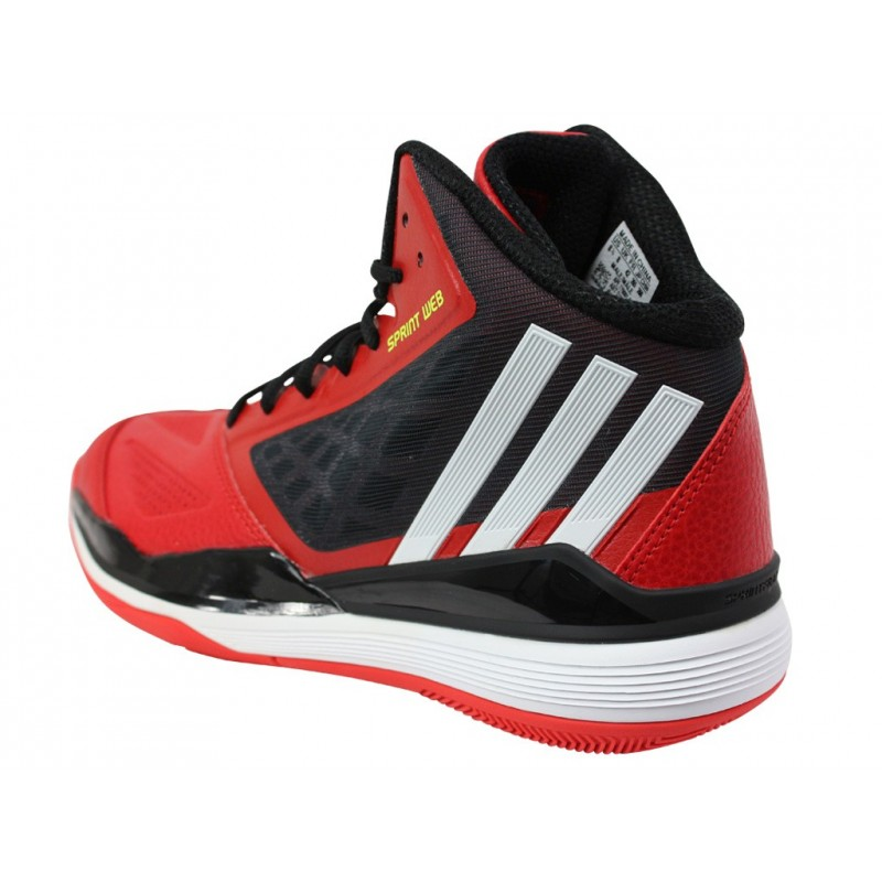 CRAZY GHOST 2 ROU Chaussures Basketball Homme Adidas Basket ball