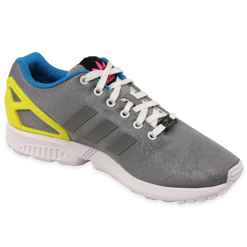 ZX FLUX MET - Chaussures Homme Adidas