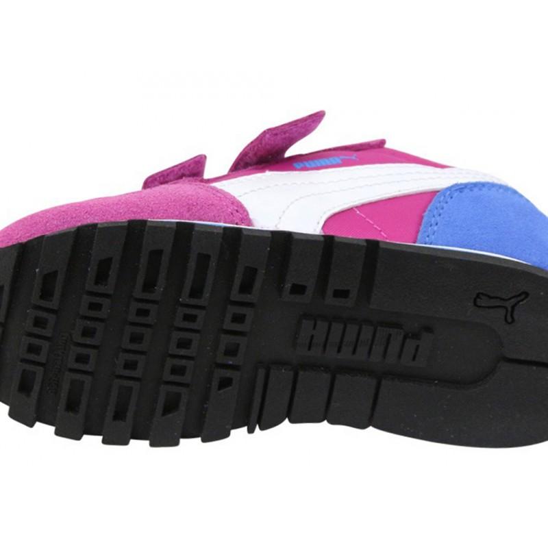 Kids Fille Runner Bébé V Puma Baskets Chaussures Nl Pzokiutwx St Ros KJT1Fcl