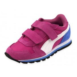 ST RUNNER NL V KIDS ROS - Chaussures Fille Puma