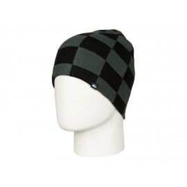 CHECK THIS OUT GRY - Bonnet Garçon/Homme Quiksilver