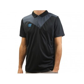 TRAI POLY POLO AD NR - Polo Entrainement Homme Umbro