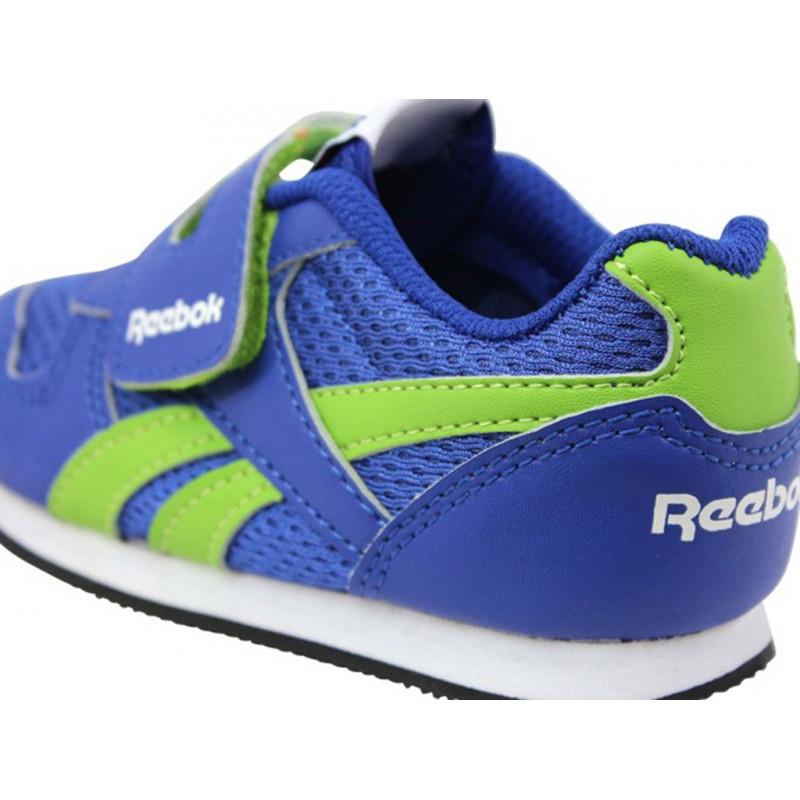 ROYAL CL JOGGER BB BLU Chaussures Bébé Garçon Reebok Baskets
