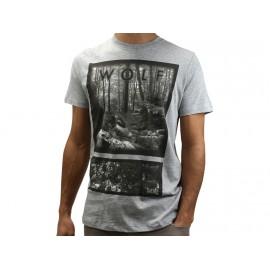 T-URBI GRY - Tee shirt Homme Diesel