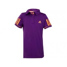 G RESPONSE TRPO VIO - Polo Tennis Fille Adidas