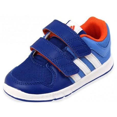 LK TRAINER 6 CF I BLU Chaussures Bébé Garçon Adidas