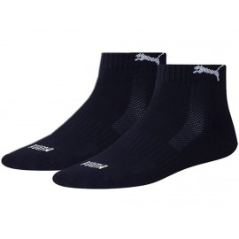 CUSHIONED QUARTER 2PP NR - Chaussettes Homme/Femme ¨Puma