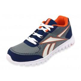 SUBLITE RUSH JR GRY - Chaussures Running Garçon Reebok