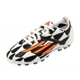 F10 AG J (WC) WHI - Chaussures Football Garçon Adidas