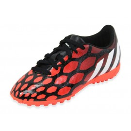 PREDITO INSTINCT TF J BLK - Chaussures Football Garçon Adidas