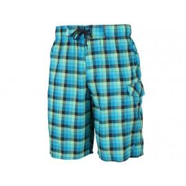 CHECK SH CL M BLU - Short de bain Homme Adidas