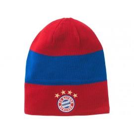 FCB BEANIE RED - Bonnet Bayern de Munich Football Homme Adidas