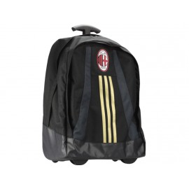 ACM TROLLEY BLK - Cartable à roulettes AC Milan Football Garçon Adidas