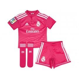 REAL A SMU MINI ROS - Ensemble Real Madrid Football Fille Adidas