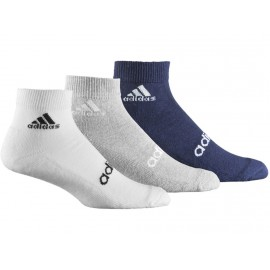 LINEAR ANKLE HC 3PP MUL - Chaussettes Sport Homme Adidas