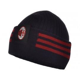 ACM 3S WOOLIE BLK - Bonnet Milan AC Football Homme Adidas