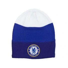 CFC BEANIE BLE - Bonnet Chelsea Football Homme Adidas