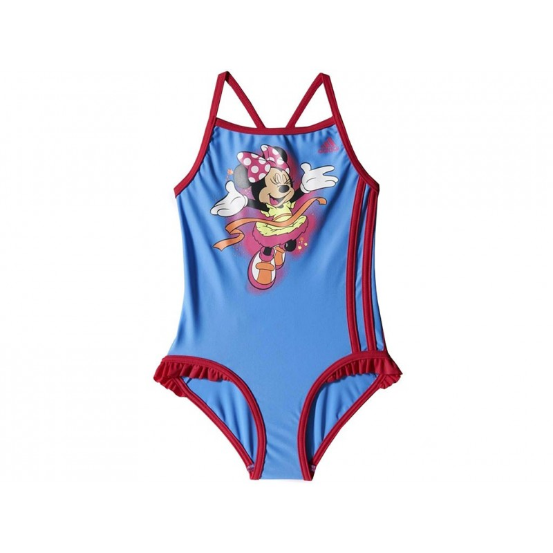 lk dis 1pc kg ble maillot de bain fille adidas. Black Bedroom Furniture Sets. Home Design Ideas