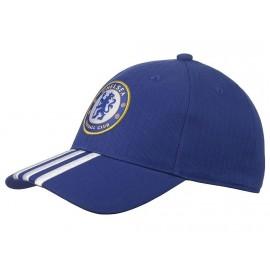 CFC 3S CAP BLE - Casquette Chelsea Football Homme Adidas