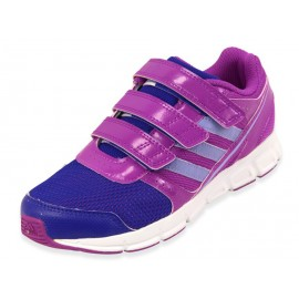 HYPERFAST CF JR VIO - Chaussures Running Fille Adidas